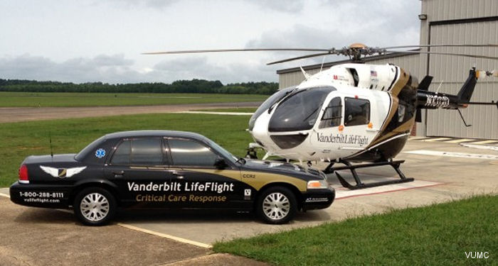Tennessee's Vanderbilt LifeFlight will increase the program's director or management positions to better handle current and future growth