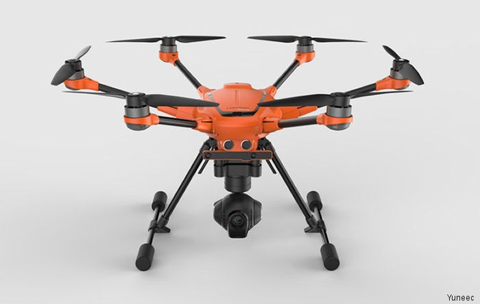H520 builds upon Yuneec's proven six-rotor platform with features such as Geo-fencing, Variable Speed Control, Dynamic Return Home and Low-Battery Return Home. Prices ranging from $2499 to $4499