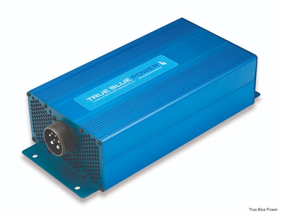 2,000 Watt AC-to-DC 28 Volt Converter
