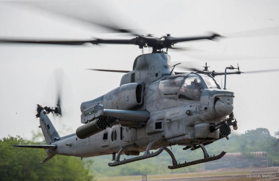 Marines Ordered 29 Lot 15 AH-1Z Viper