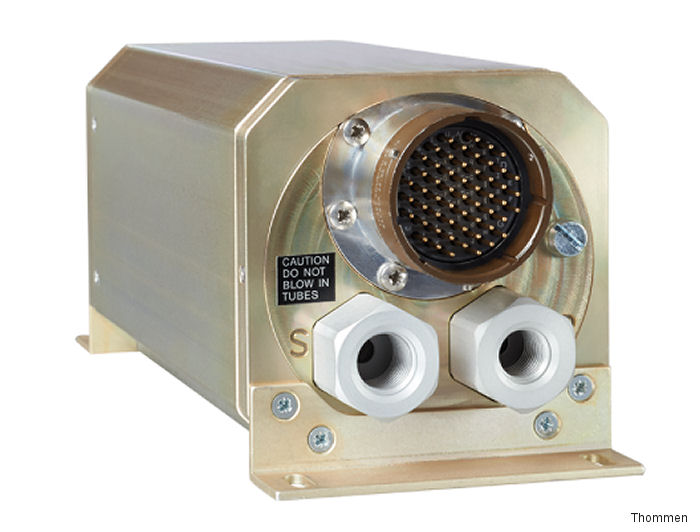The Thommen AC32 Air Data Computer now available with additional capabilities  provides Angle of Attack (AOA) computation to prevent critical flight attitudes at low speed