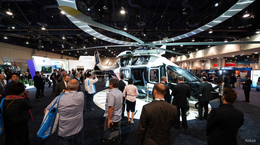 50 Airbus Ordered at Heli-Expo 2018
