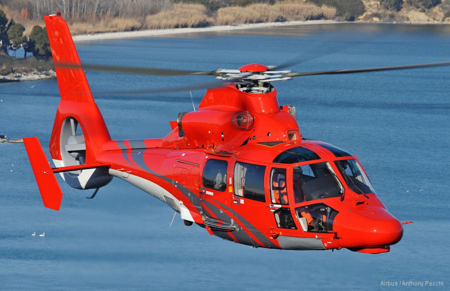 Airbus announced new orders from Japan during the Singapore air show.  Excel Air Services ordered a Helionix-equipped H135 and the Hokkaido government an AS365N3+