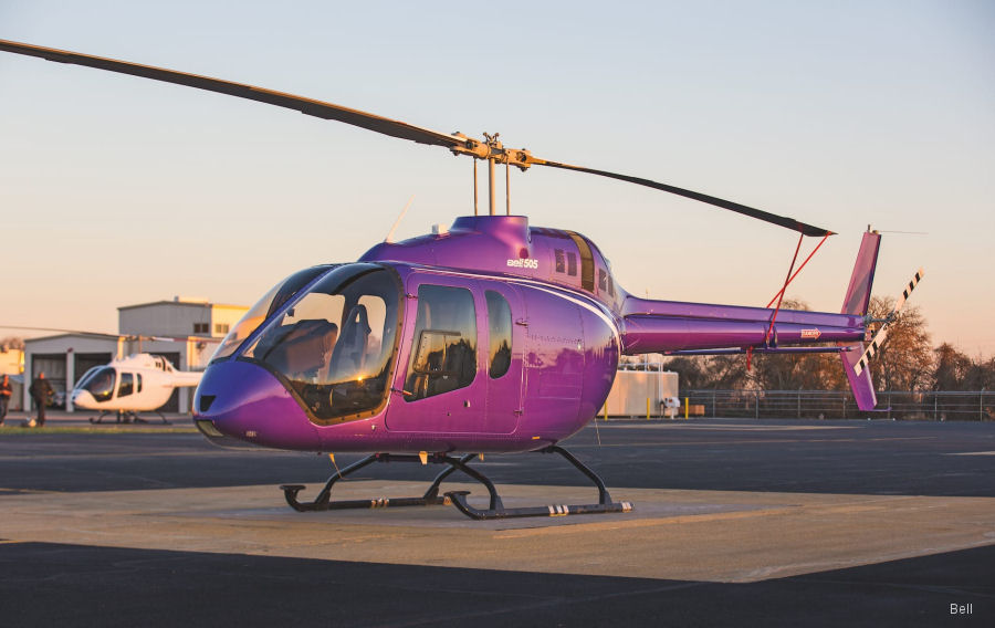 Bell Helicopter 2017 Balance