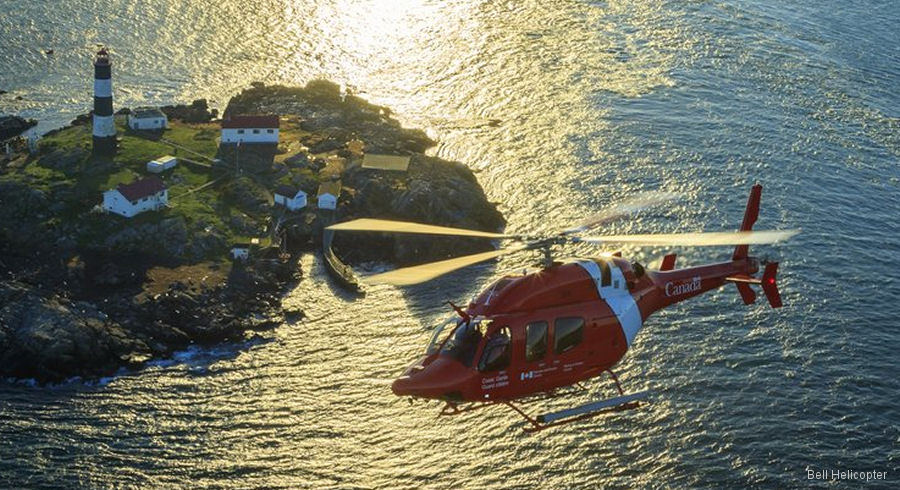 Bell 429 Missions in the Canadian Coast Guard