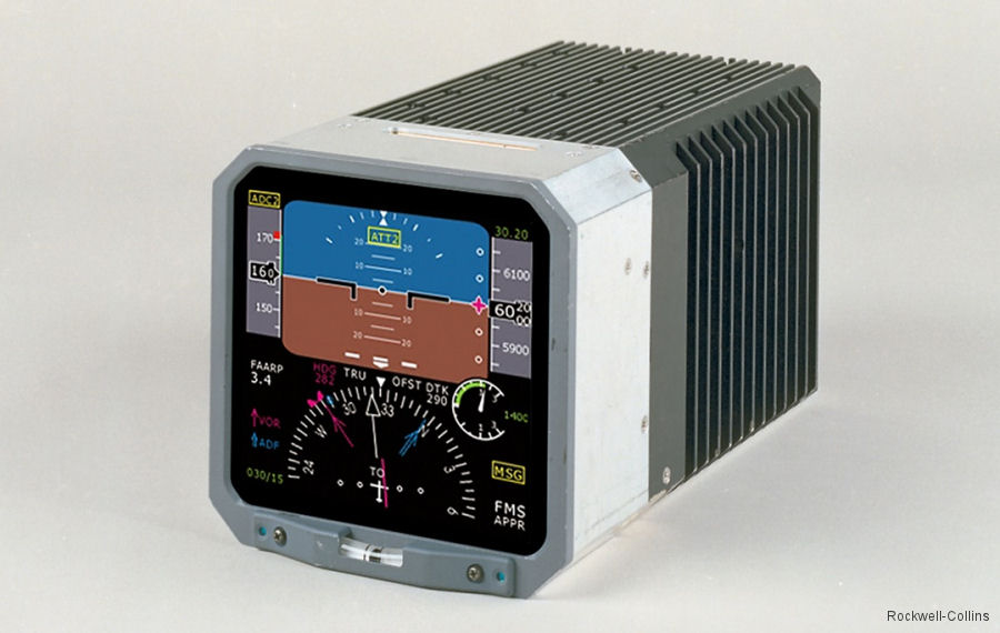 Rockwell Collins signed a 3-year contract to deliver multi-function displays and digital radios for the Brazilian Army Fennec and Panther fleet