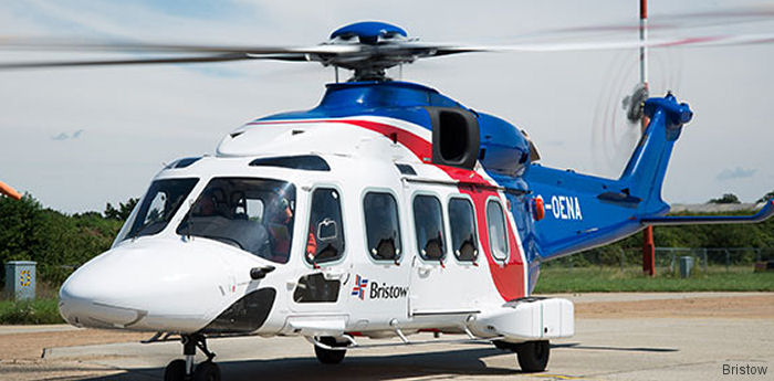 Bristow developed a new fixed-wing passenger terminal at the Forties Road heliport complex in Aberdeen, Scotland improve conditions for offshore workers. They recently added 2 AW189 to their fleet.