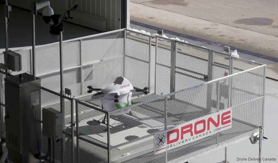 Drone Delivery Canada (DDC) completed successful test flights in the United States at the Griffiss International Airport in Rome, New York