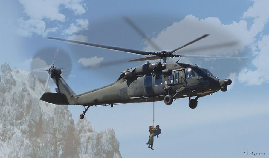 Elbit awarded $65M contract by an undisclosed Asian-Pacific country to provide a comprehensive Search and Rescue (SAR) solution in Army, Navy and Air Force helicopters