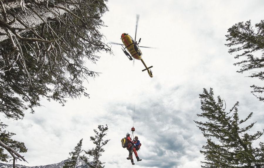 Behind the Scenes ADAC H145 Mountain Rescue