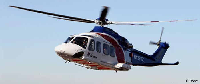 Bristow signed a five-year contract for Honeywell Avionics Protection Plan (HAPP) to cover 26 AW139 which includes full maintenance protection coverage for the avionics suite