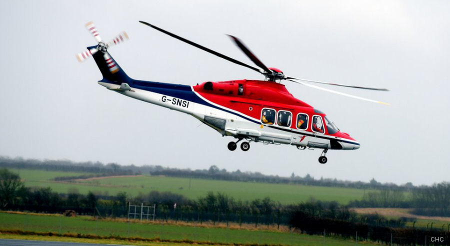 CHC and UNI-FLY started flying out of Humberside airport to support Ørsted's Hornsea Project One. A combination of AW139 and AW169 will begin operations next April