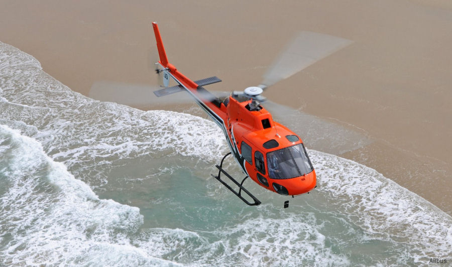 Airbus and Safran signed LoI for distribution of data monitoring systems for helicopters not already equipped with the Helionix avionics suite or a health and usage monitoring system (HUMS)