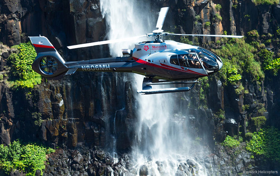 After nearly 3 years of operating on Maui, Maverick Helicopters will open its second Hawaii location Q2 2018 at Kauai