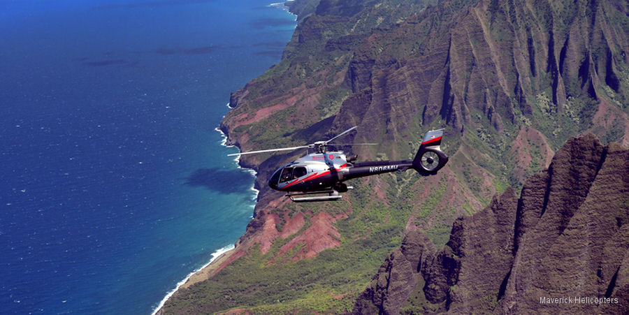 Maverick Expands Hawaiian Operations to Kauai