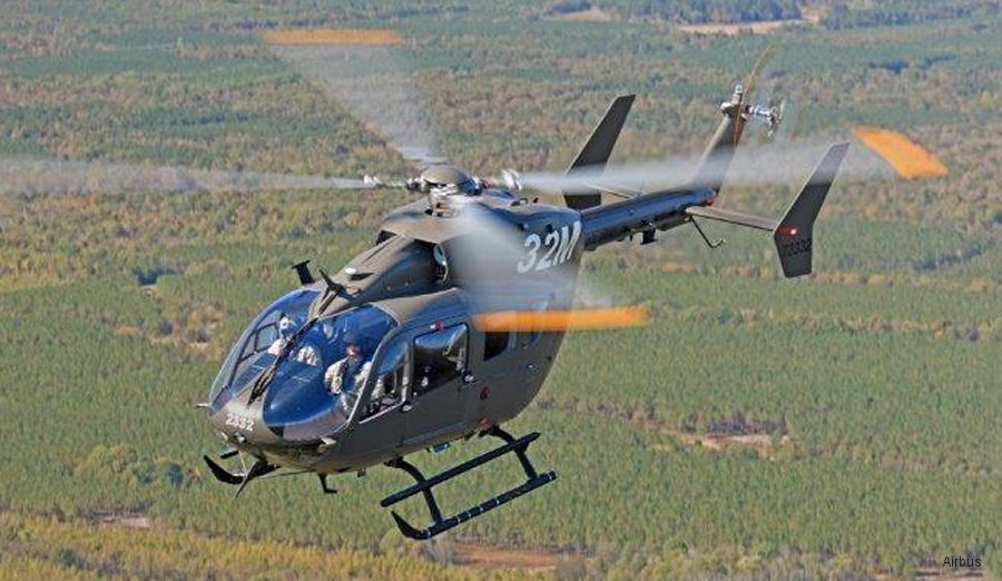 Safran Electronics & Defense Avionics USA supplies critical avionics systems for the UH-72A Lakota.  The US Army placed two contracts to Airbus Helicopters USA for 51 helicopters this year