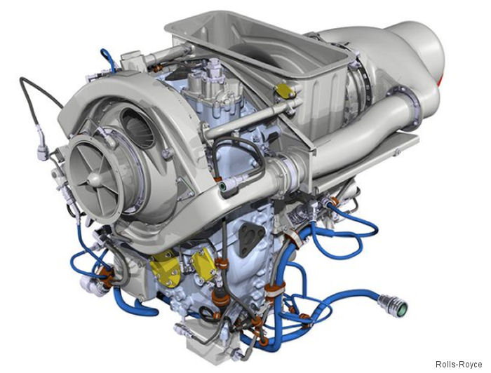 The Rolls-Royce M250-C47E engine has been selected to power the new Bell 407GXi offering additional capability and lower maintenance costs