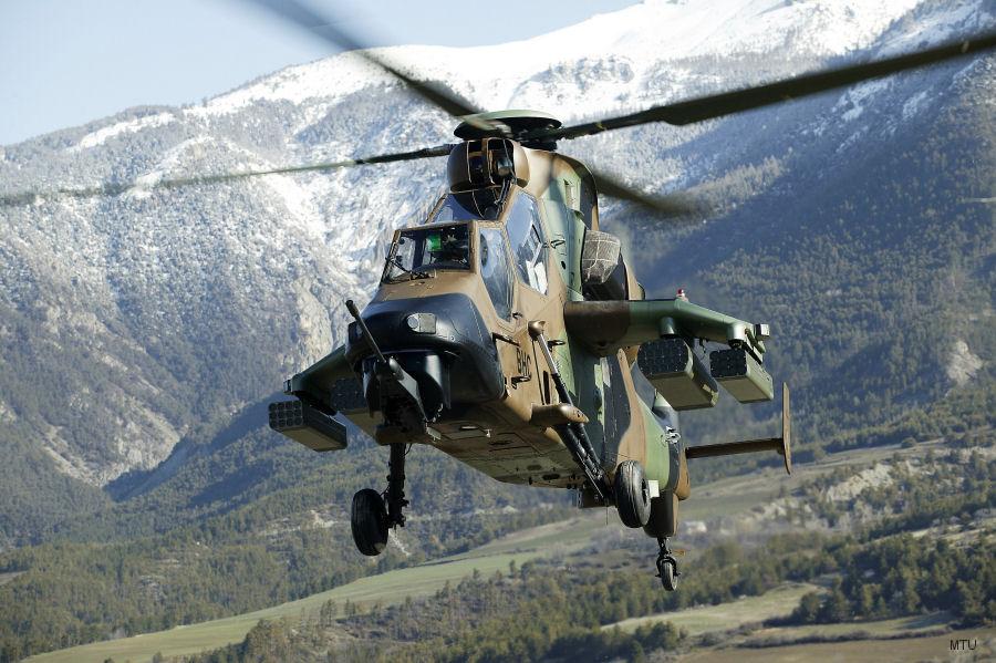 Eurocopter Tiger / Tigre news