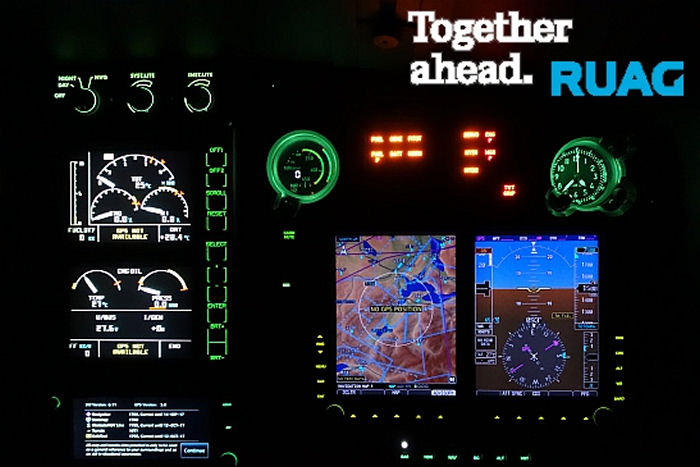 Ruag Gets Easa Approval For Night Vision Systems