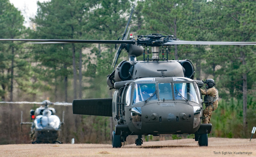 National Guard units participated at Camp Shelby Mississippi of Patriot South, a Domestic Operations (DOMOPS) training exercise focus on natural disaster relief effort
