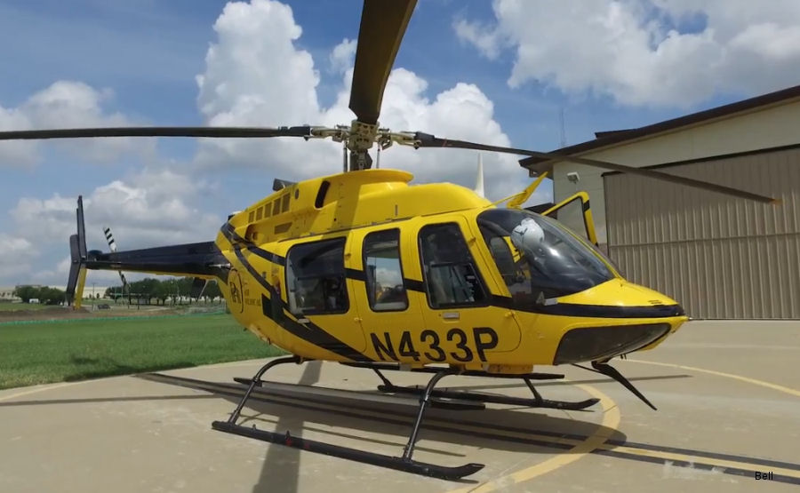 Bell 407 News