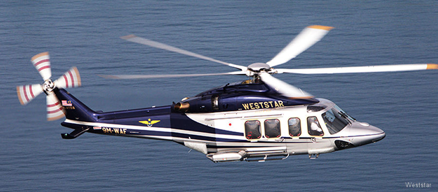 P&WC to Support Weststar AW139 Engines