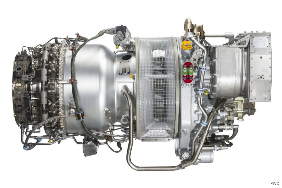 Pratt & Whitney Canada (P&WC) signed a 12-year Fleet Management Program (FMP) agreement with Specialist Aviation Services (SAS) for 24 PW210A engines powering 12 AW169
