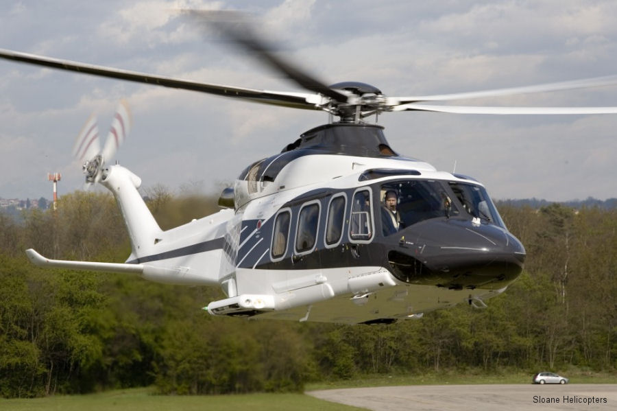 Subject to consent from Cornwall Council,  Sloane will operate an AW139 service into both St Mary's Airport and Tresco Heliport. Expected to launch in Spring 2019