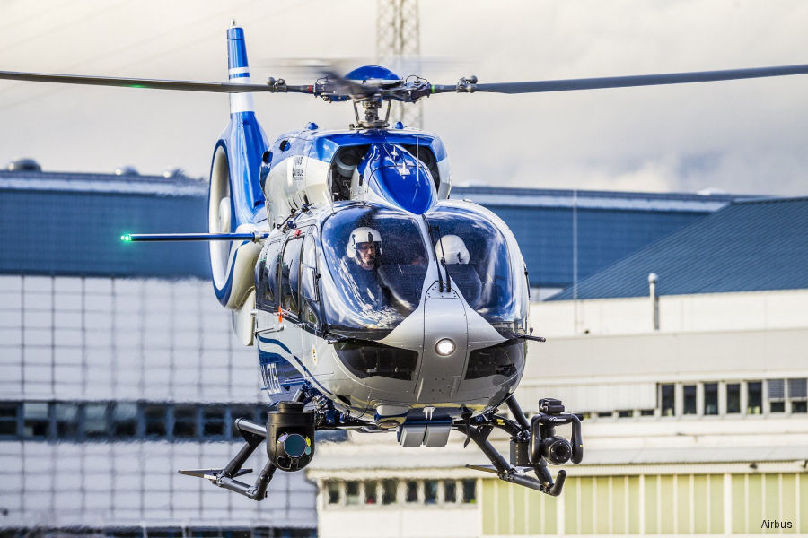 Ukraine signed deal with France for 55 new and second hand Airbus helicopters.