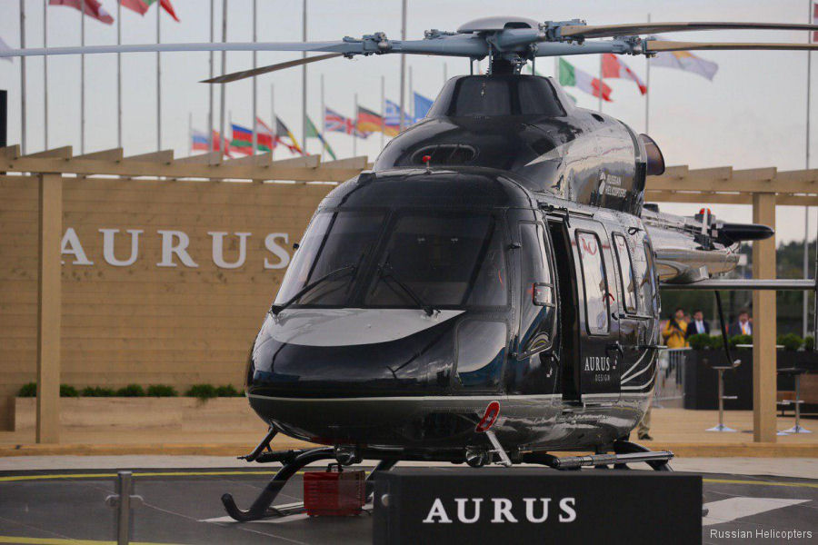 Russian Helicopters Ansat Aurus