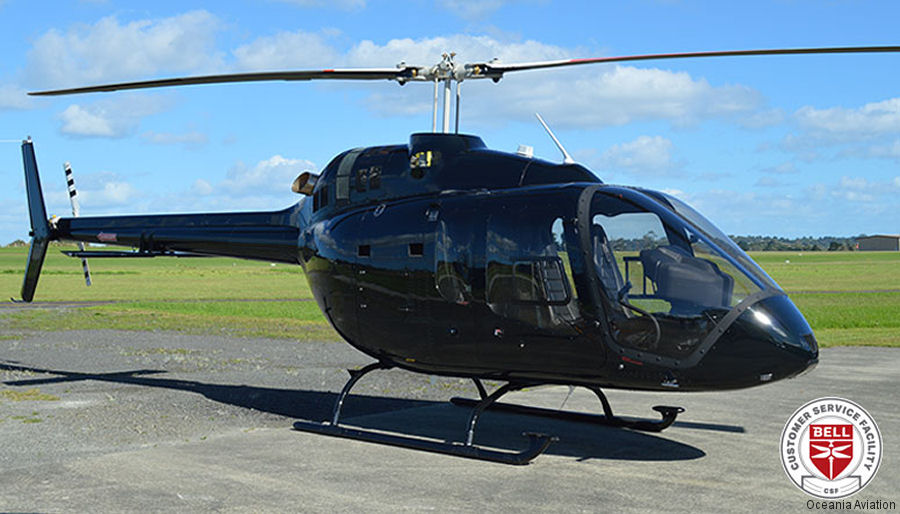 Bell 505 Support in New Zealand