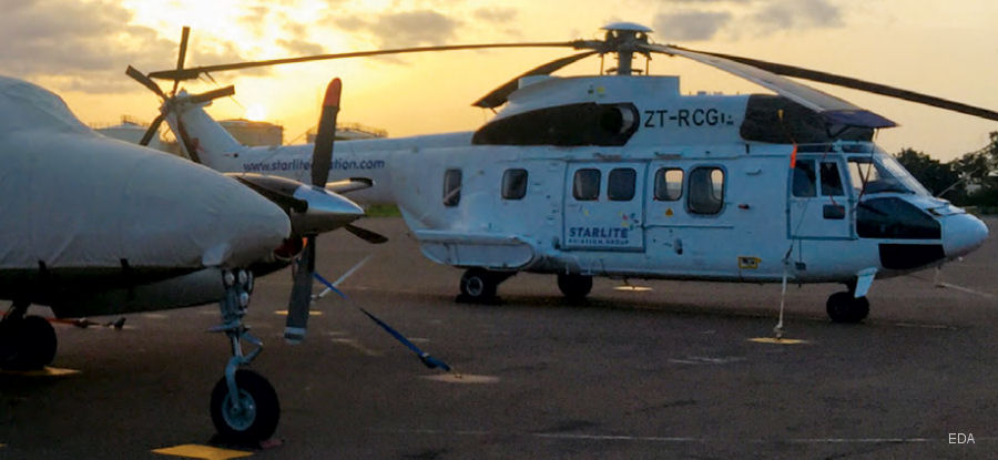 Aero Medical Evacuation Services in Europe and Africa