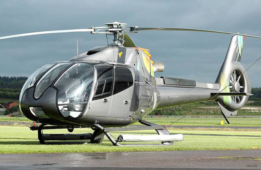 Airbus Helicopters H130 / EC130T2 c/n 8050