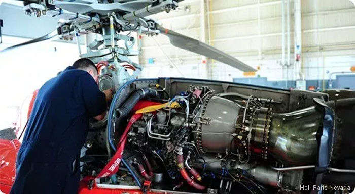 Heli-Parts Nevada Acquired by Salus Aviation