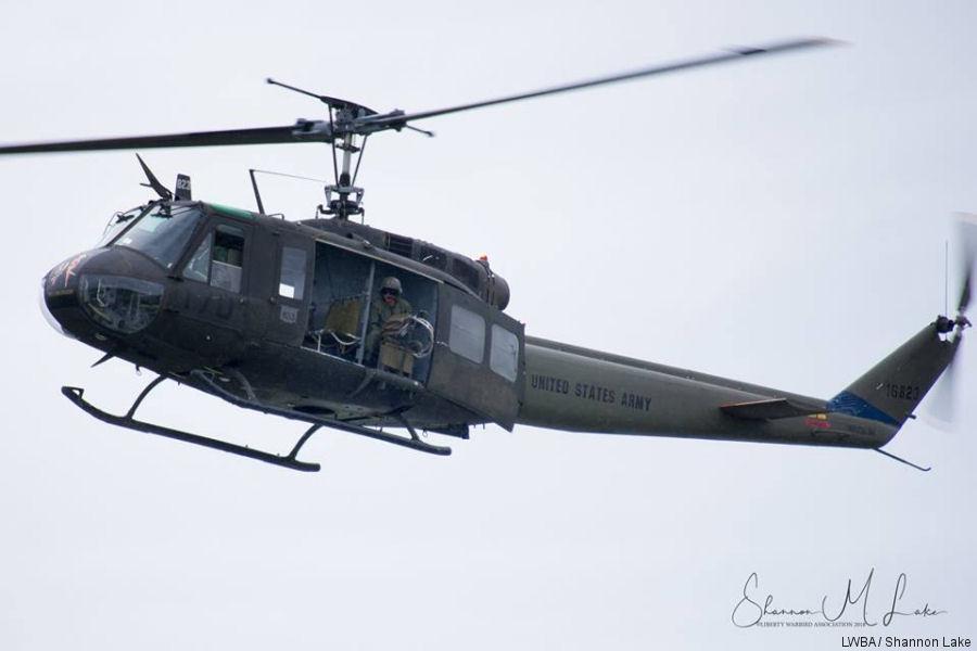 Huey Flights to Honor Vietnam War Veterans