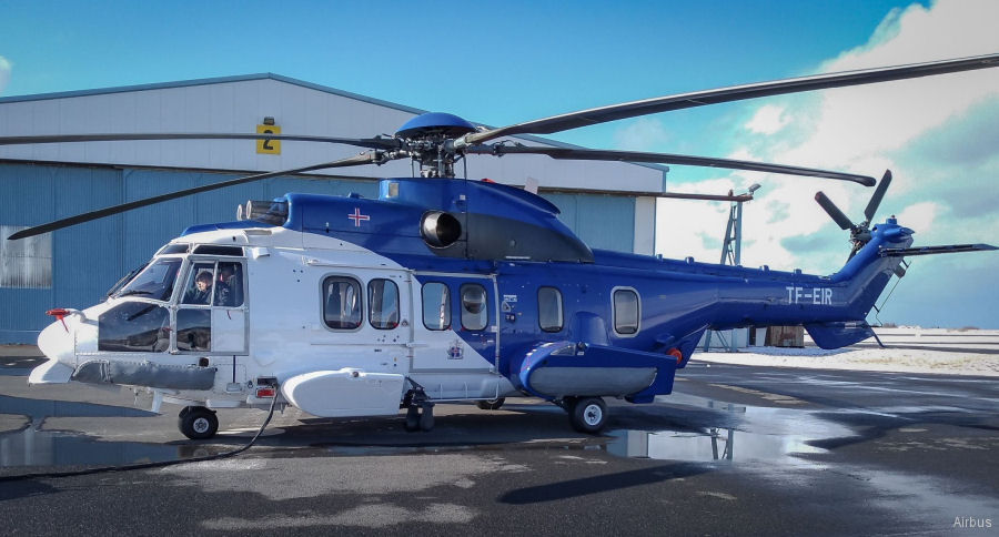 informacje dla uważaj na niska cena Icelandic Coast Guard Upgrades to EC225