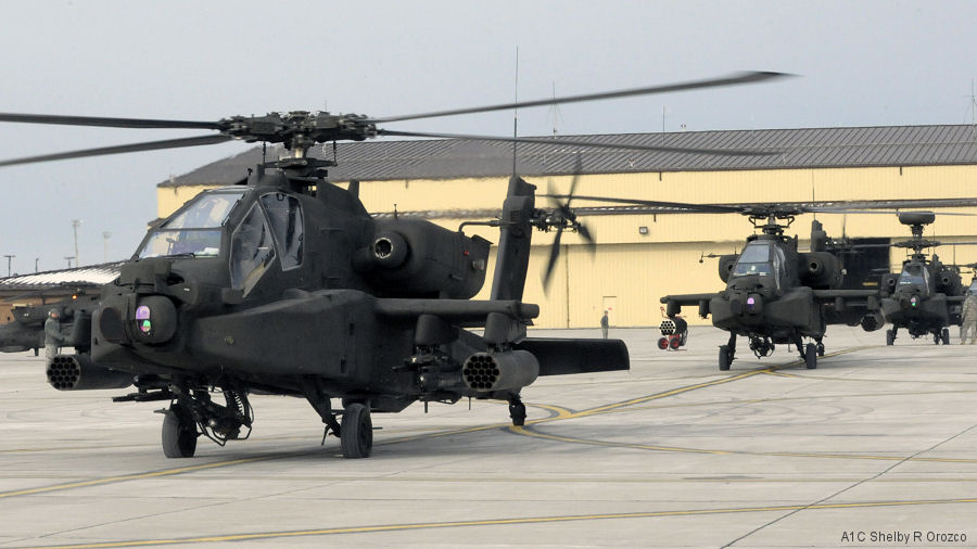 Boeing' helicopter production for year 2019 reached 111 AH-64 Apaches (37 new including the 22-order from India plus 74 upgrades of older D models) and 35 CH-47 Chinook (13 new and 22 upgrades). 2019 production totaled 146 helicopters against 53 in 2018 mainly explained by the AH-64E upgrade program