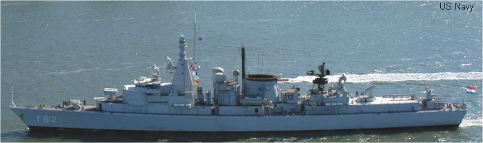 Guided-Missile Frigate Jacob van Heemskerck class