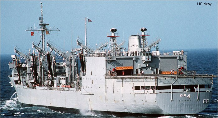 Support Ship Wichita class