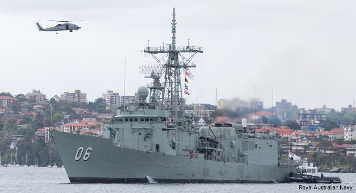 FFG 06 HMAS Newcastle