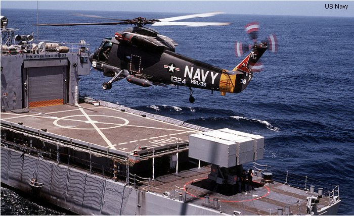 US Navy Seasprite