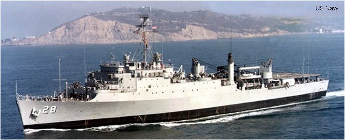 Landing Ship/Platform Dock Thomaston class