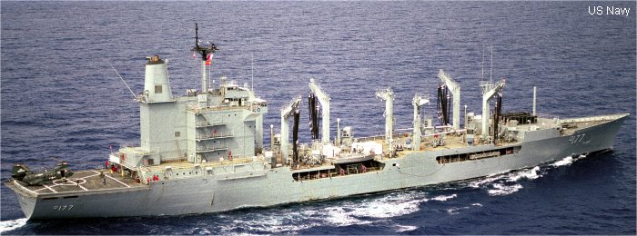 Support Ship Cimarron class
