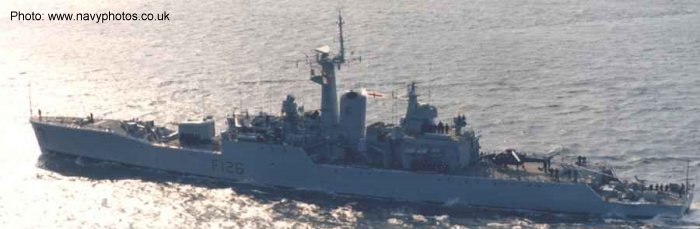 Frigate Type 12 Rothesay class