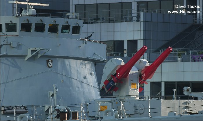 Missile Launcher Sea Dart