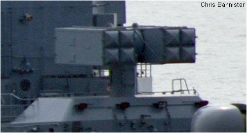 Missile Launcher Mk 29 8-cell Sea Sparrow