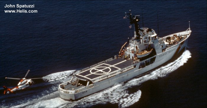 Coast Guards Reliance MEC class