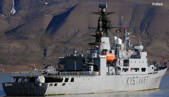 Coast Guards Nordkapp class