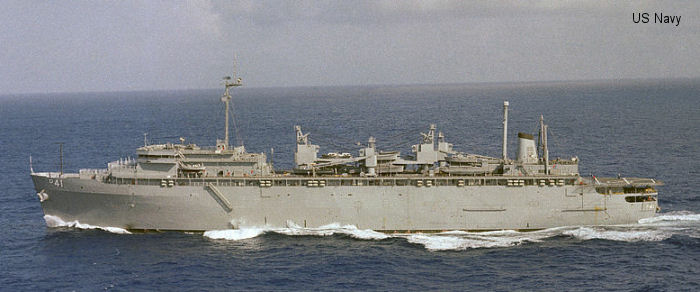 Support Ship Yellowstone class