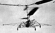 D'Ascanio helicopter inventor
